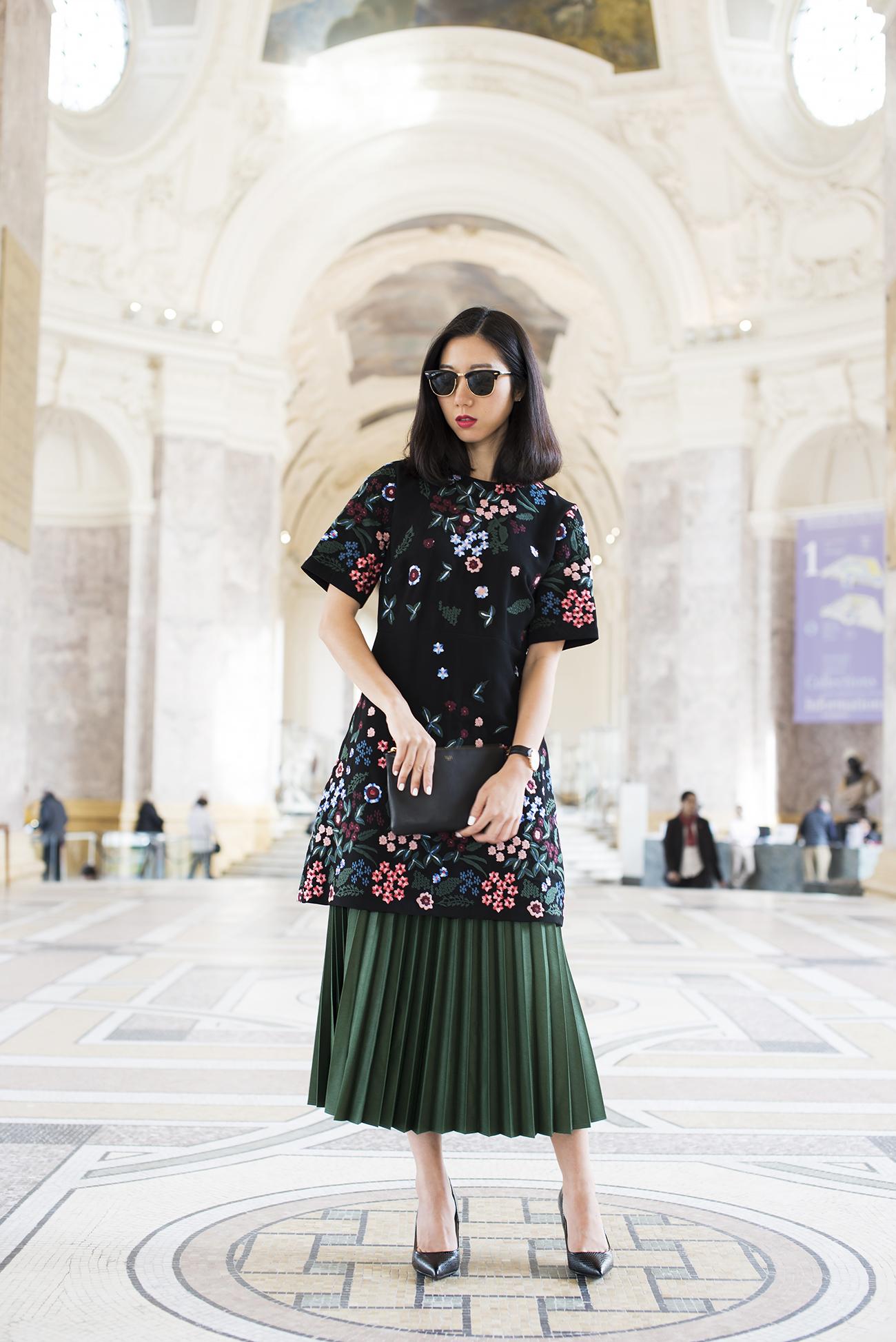 Green-Skirt-Dress-Paris-14